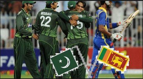 LIVE STREAMING PAKISTAN VS SRI LANKA 1ST T20 CRICKET MATCH  ch='Ten_Cricket'; ch_width=600; ch_height=400;    Pakistan in strong position now by winning t