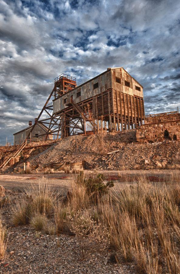 Old Mine @ Broken Hill