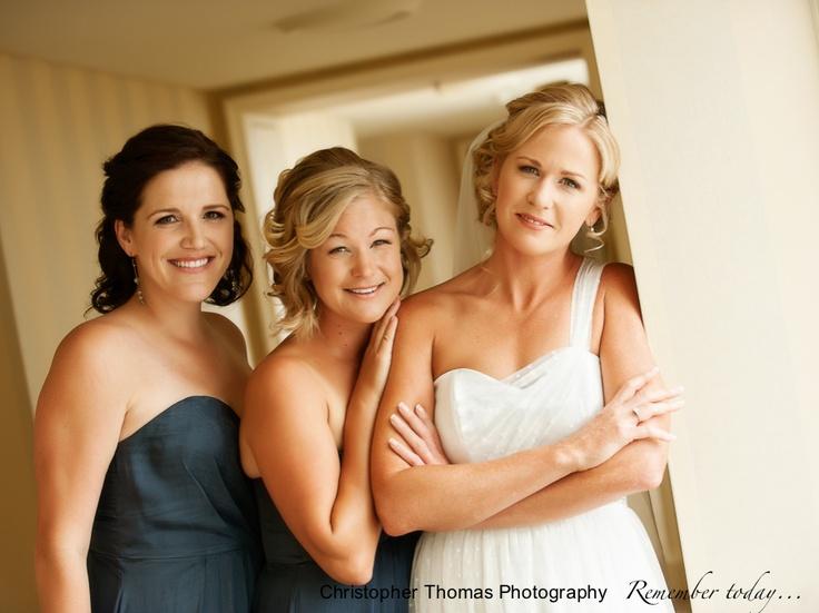 Brisbane Wedding Photographer - bridesmaids, Christopher Thomas Photography