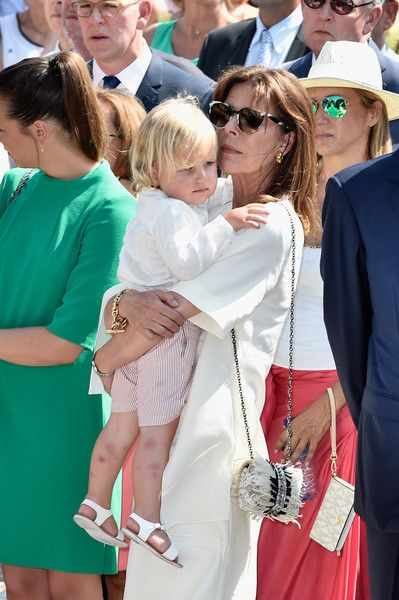 Princess Caroline Photos - Prince Albert of Monaco Celebrates 10 Years on the Throne - Zimbio