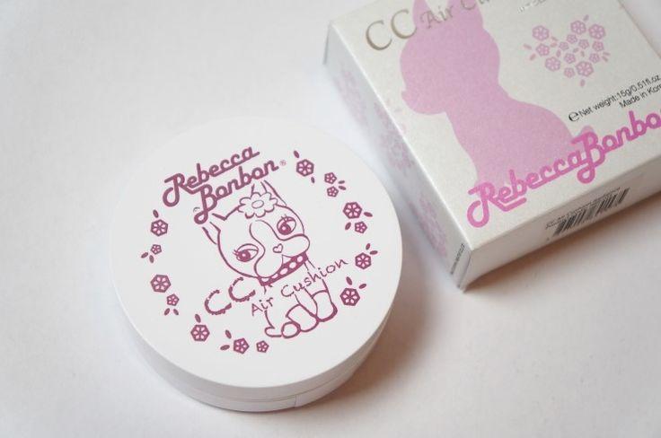 꽃세히:) 레베카본본 베이스 3종 세트 _ 레베카본본 CC크림 CC쿠션 BB크림 _ 가볍고 자연스러운 레베카본본 베이스 : 네이버 블로그 Rebecca Bonbon CC Cream Cushion #asianbeauty #cccushion #koreanbeauty #puppy