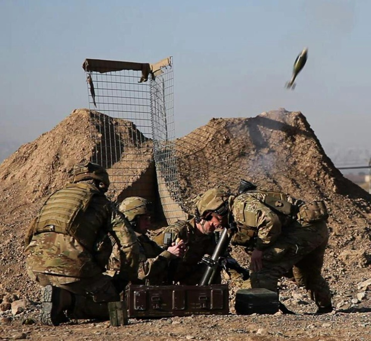U S Army Heavy Mortar Platoon : Best images about th ranger regiment on pinterest
