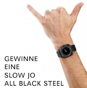 Gewinne eine Slow Jo Armbanduhr: http://www.fashion-insider.de/59609/slow-watches-zelebrieren-den-slow-lifestyle/