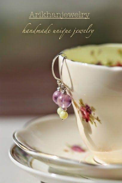 gemstone handmade jewelry