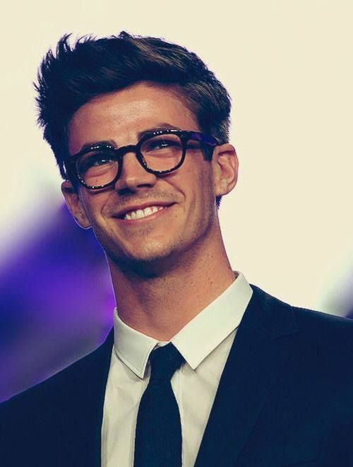 Grant Gustin -- the Flash!! :D
