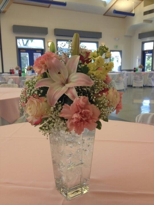 Best flores para centro mesa images on pinterest
