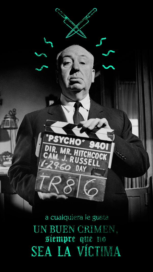 Alfred Hitchcock/ Wild STD 2K15