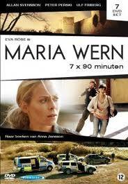 Maria Wern is een Zweedse misdaadserie over de gelijknamige politie-inspecteur die na de dood van haar man met haar kinderen naar het pittoreske Zweedse eiland Gotland verhuist om daar opnieuw te beginnen. Ze heeft moeite met de opvoeding van haar kinderen als alleenstaande moeder die nog steeds rouwt om de dood van haar echtgenoot. Toch lukt het Maria haar vrouwelijke perspectief en benadering van het leven te behouden in een door mannen gedomineerde omgeving.