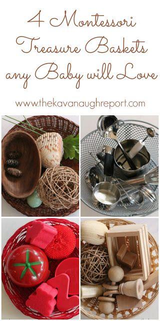 Montessori Treasure Basket Guest Post
