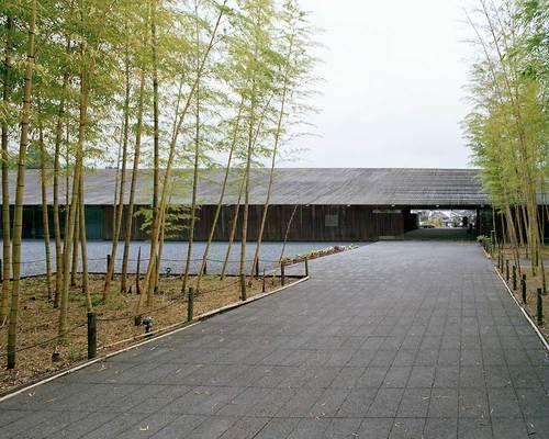 Kengo Kuma & Associates — Nakagawa-machi Bato Hiroshige Museum of Art
