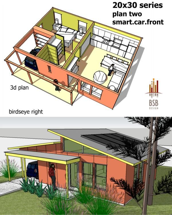 Ikea smart house 6 prefab houses that could change home for Net zero home designs