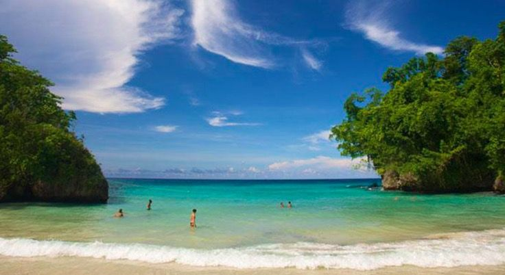 The 7 Best Beaches in Jamaica  Many of the best beaches in Jamaica are either totally hidden or private, tucked away for a special few. But that doesn't mean you can't find some of the island's best beaches for yourself, too.  #bestbeaches #jamaica #relax #visit #private