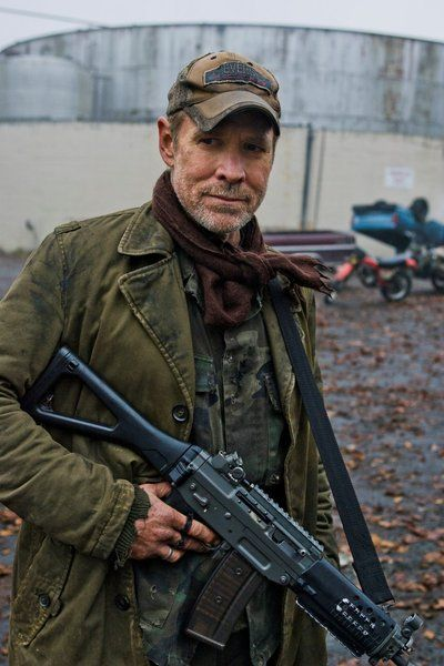 Will Patton - Falling Skies