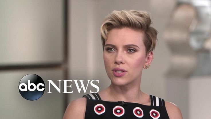 Left-hander Scarlett Johansson opens up about 'Ghost in the Shell'  #LefthandersIntl http://Left-handersInternational.com