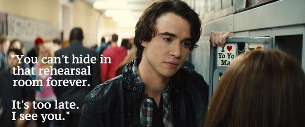 If I Stay's romance is shaped by a particular kind of wish fulfillment — its dilemmas are all external, because Adam Wilde, like Augustus Waters, is basically all in from the moment he first sees our heroine.