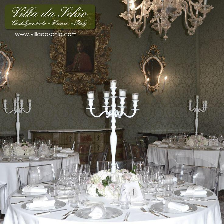 Salone interno #VilladaSchio