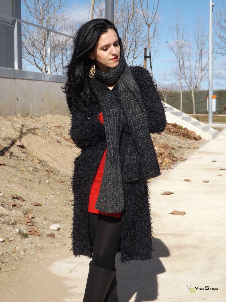 Nueva propuesta en para este frío que tenemos!! http://www.vicestilo.com/blog/moda-invierno-vicestilo