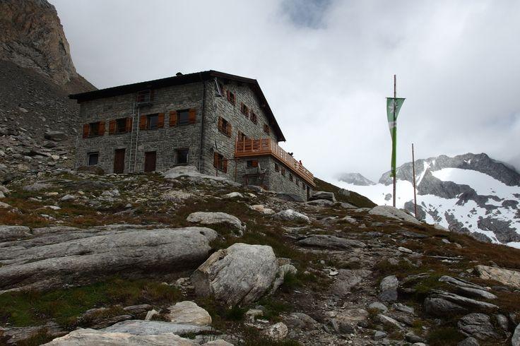 #Hochfeiler #Alps #Austria Tomasz Szczudło pracownik działu IT