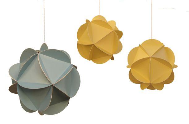 Make Stunning Polyhedrons To Hang Everywhere!