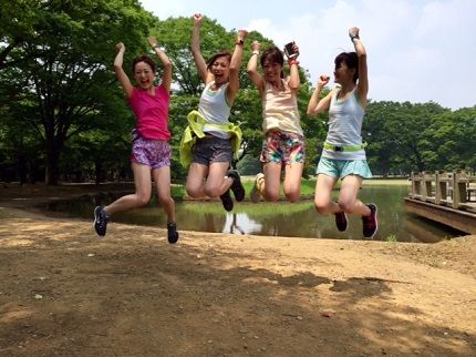 RUN with AppleWatch!! #AneCanランニング部 #runnning #ランニング #workout #applewatch
