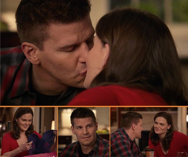 BuddyTV Slideshow | The 23 Most Romantic 'Bones' Episodes of All Time
