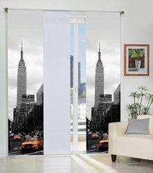 17 best images about schiebegardinen on pinterest capri deko and new york. Black Bedroom Furniture Sets. Home Design Ideas