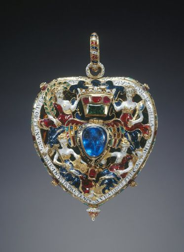 The Darnley Jewel - Mary, Queen of Scots