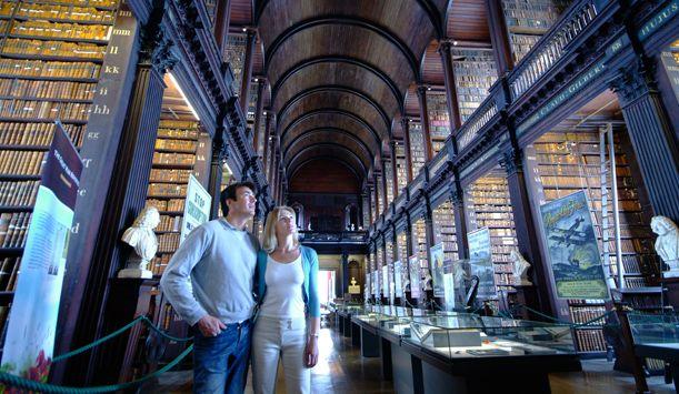 Que faire à Dublin ?  Voici notre top 10 des incontournables de la ville. Ce serait vraiment dommage de rater ça !