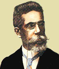 Machado de Assis  foi um escritor, poeta e dramaturgo, um dos mais famosos do Brasil.