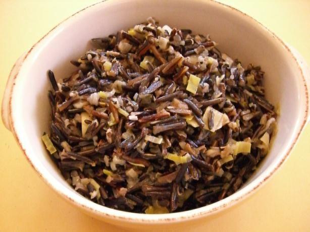 Ojibwe Harvest Wild Rice | Recipe | North American ...