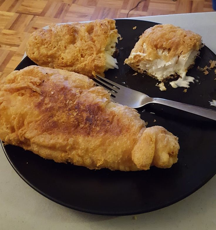 Crispy fried fish keto style recipe in comments low for Carbs in fried fish
