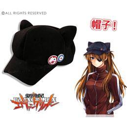 Cappello orecchie di gatto Evangelion