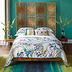 Harlequin - Multicoloured 'Paradise' bed linen