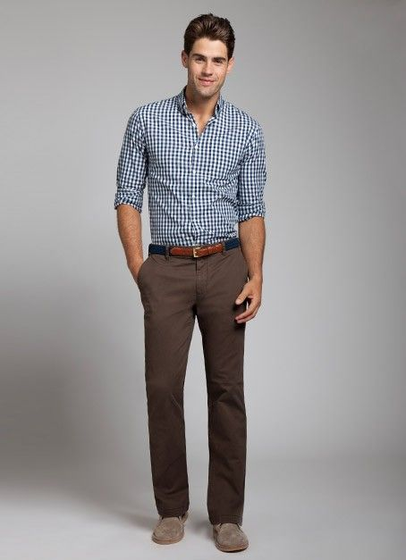 1000  images about All Shades of Brown Pants in Different Outfits ...