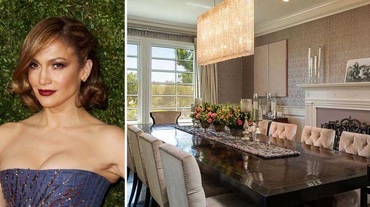 Jennifer Lopez can't sell her luxury LA home.