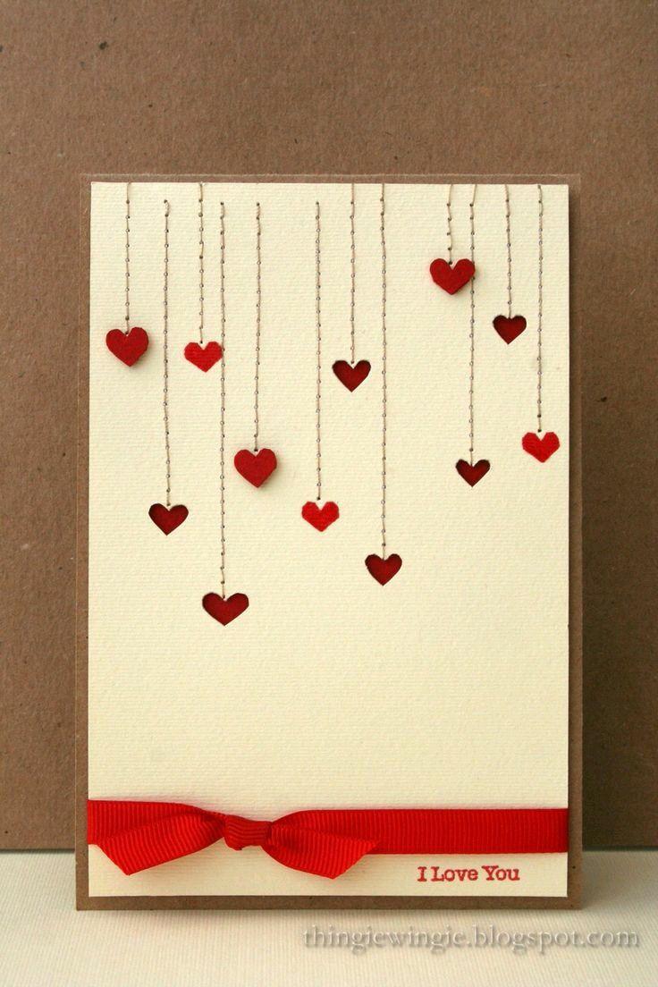 Людочка, необычные и простые открытки