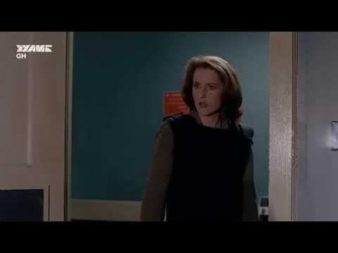 Ez történik akkor, amikor Mulder fejében összekeverednek a szerepek. :)  A Barátok közt odaát van.