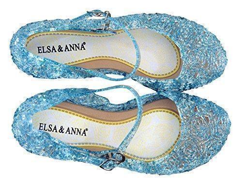 Oferta: 15.99€. Comprar Ofertas de UK1stChoice-Zone Última Diseño Buena Calidad Niñas Princesa Reina de Nieve Jalea Partido Zapatos Zapatos de Fiesta sandalias barato. ¡Mira las ofertas!