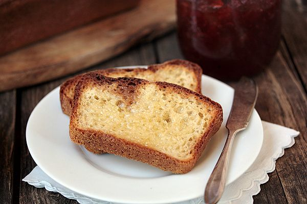 English Muffin Bread- for all the English muffin lovers in my house!