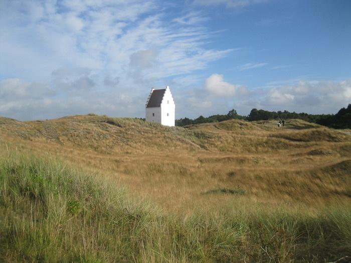 The Church in the dunes, Skagen