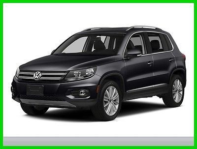 nice 2016 Volkswagen Tiguan 4MOTION Auto SEL - For Sale View more at http://shipperscentral.com/wp/product/2016-volkswagen-tiguan-4motion-auto-sel-for-sale-2/