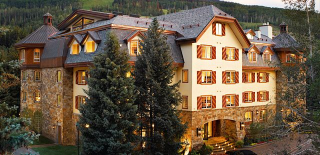 Reserve Tivoli Lodge Vail at Tablet Hotels