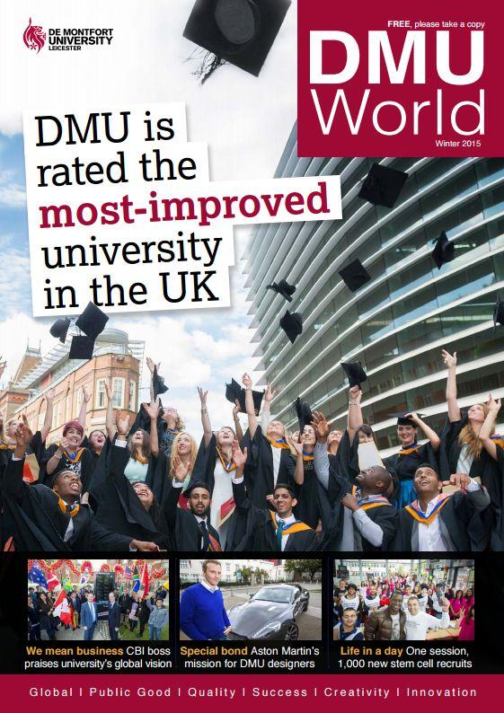 DMU World Winter 2015