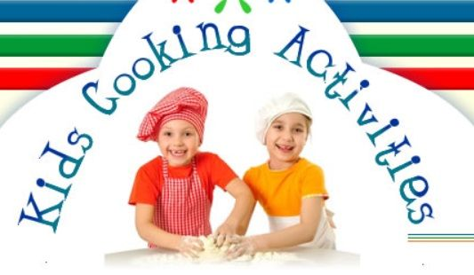 Kid's Cooking Activities. Lesson plans for various ages.