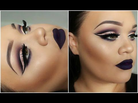 I finally filmed a tutorial on this Killer Cut Crease look and to make it even m...