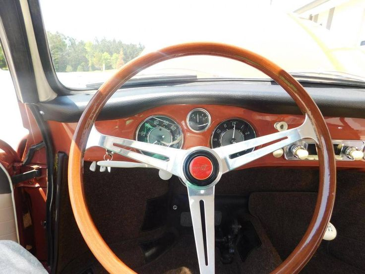 1964 Volkswagen Karmann Ghia for sale #1949186 - Hemmings Motor News