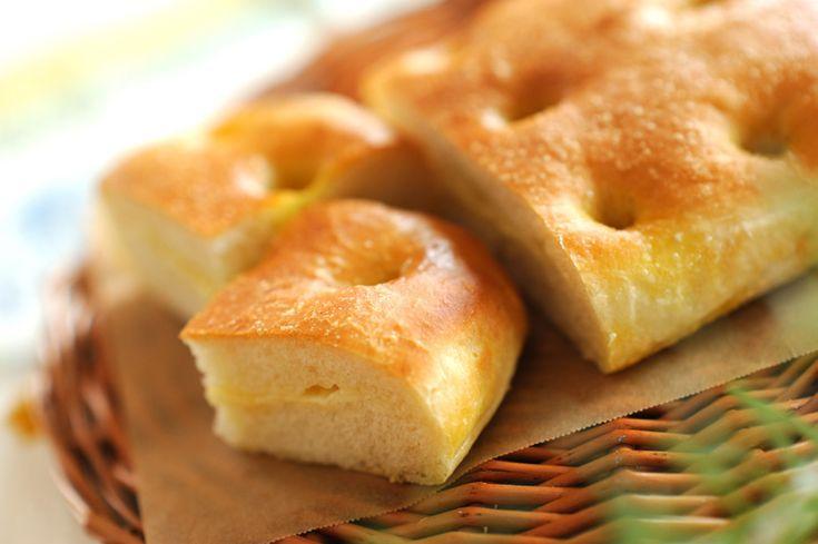 チーズフォカッチャのレシピ・作り方 - 簡単プロの料理レシピ | E・レシピ