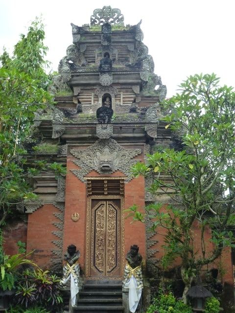 Most villages have at least three main temples: one of which is the Pura Puseh or 'temple of origin', is dedicated to the village founders and which faces to Mt Agung - home to Pura Besakih the mother temple on Bal.