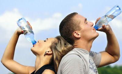 5'Post: Waktu Paling Tepat Minum Air Putih
