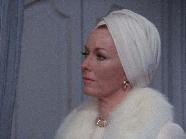 Columbo, Lovely But Lethal Season 3 Episode 1, aired 23… Vera Miles